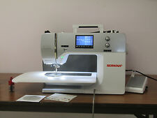 Bernina 750 QE Sewing Machine (Quilters Edition) w/ BSR Stitch Regulator