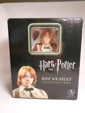 HARRY POTTER GENTLE GIANT BUST RON WEASLEY YULL BALL FIGURE RARE PROMO PIECE NR