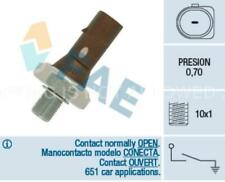 Oil Pressure Sensor Switch 12 for VW CADDY II Box 1.9 D SDI TDI Estate