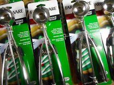 FARBERWARE STAINLESS STEEL COOKIE SCOOPS - LOT OF 14 NEW