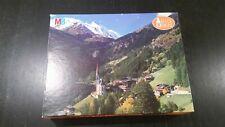 Heiligenblut Austria Town Puzzle -Complete, NEW- Vintage Big Ben Series 4962-17