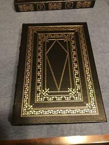 Dracula by Bram Stoker - Easton Press
