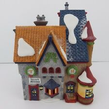 Dept 56 North Pole Tassy's Mittens & Hassel's Woolies #56227 D56 NP
