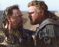 "Brian Cox & Brendan Gleeson ""Troy"" AUTOGRAPH Signed 8x10 Photo ACOA"