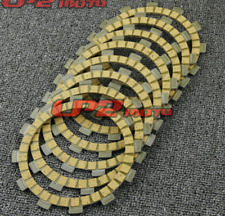Clutch Friction Plates Discs Fits Yamaha YZ125 E/F/G/H/J/K/L/M/N/P/R/S/T/V/W/X/Y