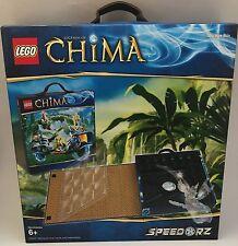Lego Legends Of Chima Speedorz Storage Box Case