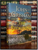 The Reckoning ✍SIGNED✍ by JOHN GRISHAM New Hardback 1st Edition First Printing
