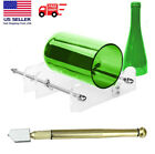 Glass Bottle Cutter Beer Wine Jar DIY Cutting Machine Craft Recycle Tools Kit