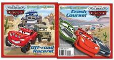 Off-Road Racers!/Crash Course! by Frank Berrios (Mixed media product, 2010)