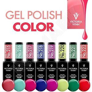 Victoria Vynn GEL POLISH Colour Art Hybrid UV/LED Varnish Soak Off Professional
