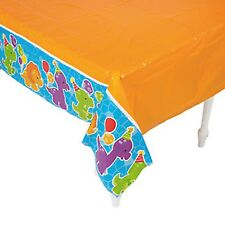 DINOSAUR PARTY Little Dino Tablecover Tablecloth Plastic Table Cloth 274 x 137cm