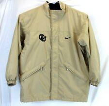 Nike Men Md Zipup Colorado University Jacket Embroidered Wind Breaker Team Sport