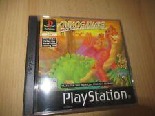 Dinosaurios - Playstation 1 -ps1 Phoenix Buen Coleccionistas Pal
