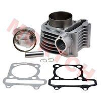 GY6 180cc Cylinder Assy (61mm) For 125cc/150cc GY6-1P52QMI/GY6-1P57QMJ Engines