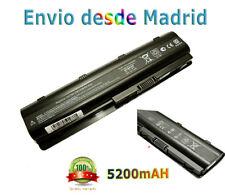 Batería para 5200mAH HP MU06 593553-001 WD548AA NBP6A175 HSTNN-Q63C Notebook