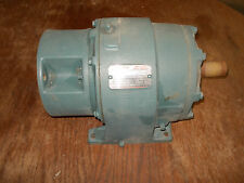 USED RELIANCE 56DM16A MASTER XL SPEED / GEAR REDUCER, 14:1 RATIO, 2.75HP 1750RPM