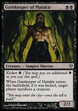 *MRM* FOIL ENG 4x Gardien de la porte de Malakir / Gatekeeper of Malak MTG Khans