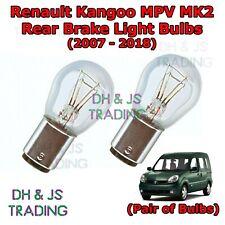 Renault Kangoo 264 42mm White Interior Boot Bulb LED Superlux Light Upgrade