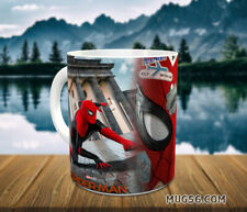 mug tasse spiderman far from home