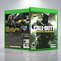 Call Of Duty: Infinite Warfare - Replacement XboxOne Cover and Case. NO GAME!!!