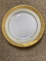 Antique Thomas Bavaria Gold Trim Bread & Butter Plate 6""