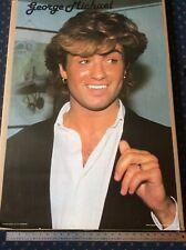 George Michael Poster (printed in 1984) 61 cm x 92 cm