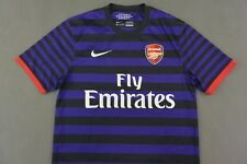 2012-2013 nike Arsenal GUNNERS Away Shirt SIZE S (adults)