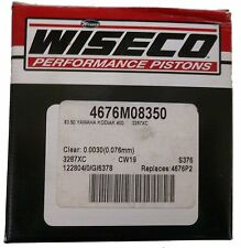 Wiseco Piston Kit Suit Yamaha Kodiak 400  3287XC Part no 4676M08350