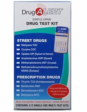 DRUG ALERT MULTI DRUG TEST KIT - 5 PACK