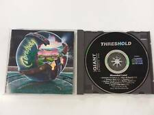 THRESHOLD WOUNDED LAND CD 1993