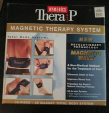 HoMedics Thera P Magnetic Therapy System MTP-1000 New Open Box