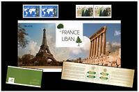 1st Immigrant Among Civilization Commemorative edition France Liban 2013 lebanon