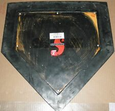BOSTON RED SOX @ TAMPA BAY DEVIL RAYS AMERICAN RED CROSS TEAM SIGNED HOME PLATE