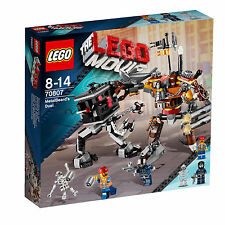 LEGO 70807 THE  MOVIE Eisenbarts Duell NEU / new in sealed box MISB
