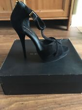 Ladies Kurt Geiger High Heel Platform Sandals Size 6