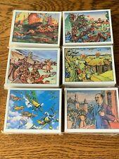 1984 Horrors of War card complete set #1-288  - Reprints of 1938 Gum Inc