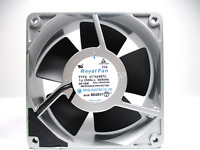 Royal Fan UTHS457C All-metal high-temperature fan 230VAC 20/18W 120*120*38MM