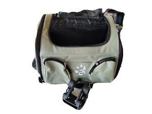 Pet Gear 3-in-1 Bike Basket, Car Seat, Carrier