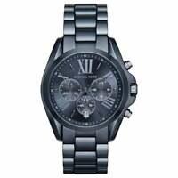 Michael Kors Watches MK6248 Bradshaw Dark Navy Chronograph Men's Watch