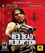 NEW Red Dead Redemption  (Sony Playstation 3, 2010) NTSC
