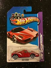 2013 Hot Wheels Ferrari Enzo RED