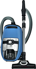 Brand New Miele Blizzard Cx1 Turbo Team Bagless Canister Vacuum, Tech Blue