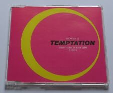 Heaven 17 Temptation 5 Track Remixes CD Single Incl Brothers In Rhythm Remix