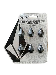 Volcom Stone Snowboard Pyramid Stomp Studs