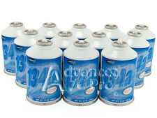 12 Cans of 12oz each / 1 Case of R134a Johnsen's Automotive Refrigerant AC A/C
