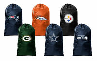NFL Football Teams  Logo Sports Fans Laundry Clothes Gym Bags
