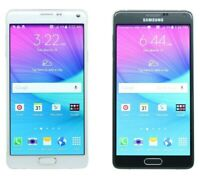 Samsung Galaxy Note 4 N910 4G LTE - 32GB - Factory Unlocked - Android Cellphone