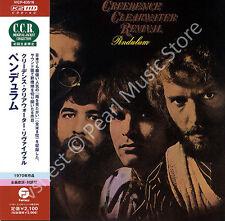 CCR CREEDENCE CLEARWATER REVIVAL PENDULUM CD MINI LP OBI John & Tom Fogerty new