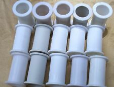 Empty Small Plastic Ribbon Spools [15]   LIMITED QUANTITY  ~SALE ~