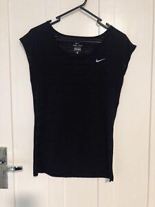 Nike Women's Dri-Fit Activewear Top In Black